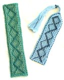 Helix Beaded Bookmarks