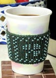 Irish Coffee Cozy